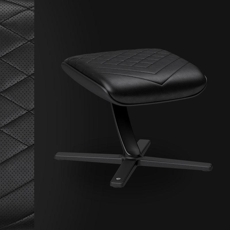 Footrest - Black