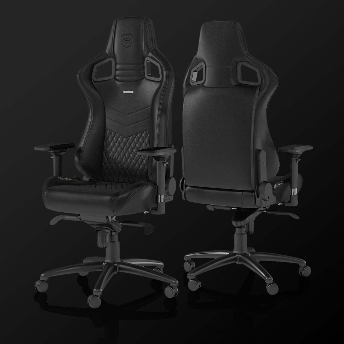 EPIC Real Leather Gaming Chair