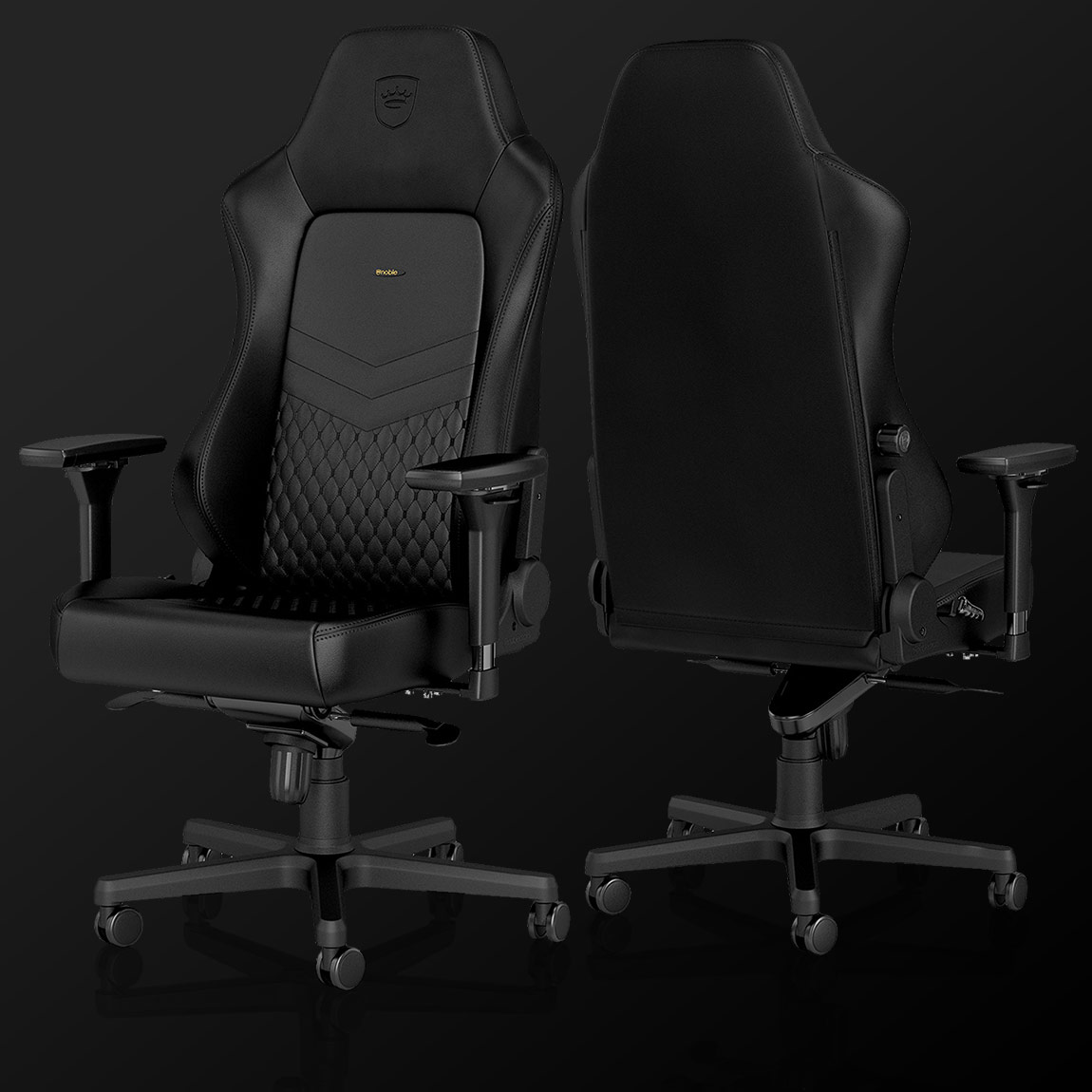HERO Real Leather Gaming Chair